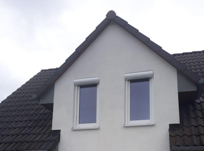 Vorsatzrollladen Altbau Sanierung Fenstermontage